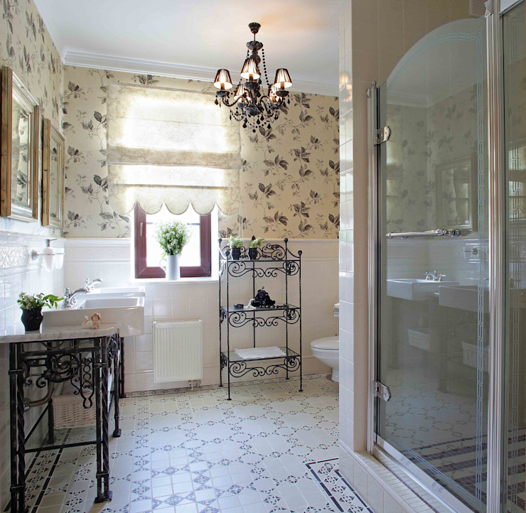 Tatiana Ivanova Design Klassische Badezimmer