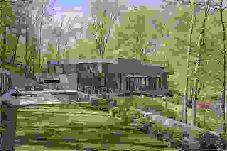 Weston Residence Casas modernas por Specht Architects Moderno