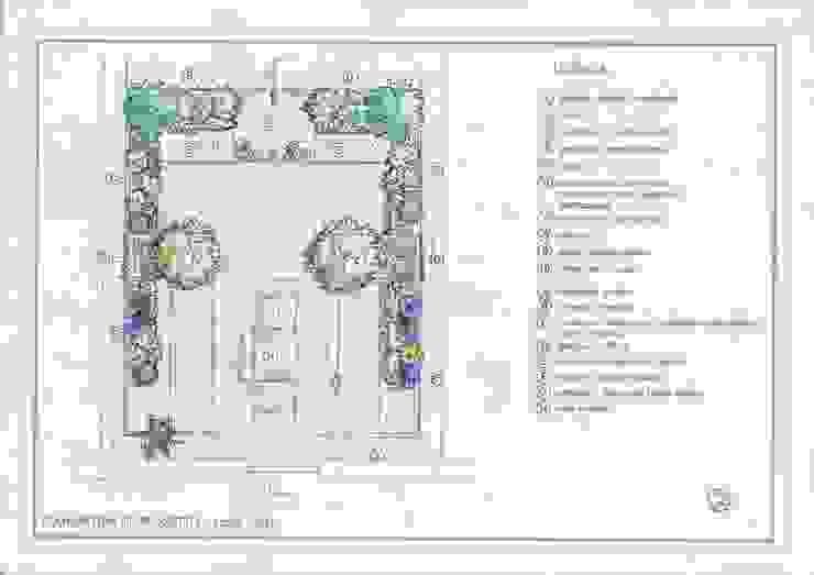 Verde Progetto - Adriana Pedrotti Garden Designer 庭院