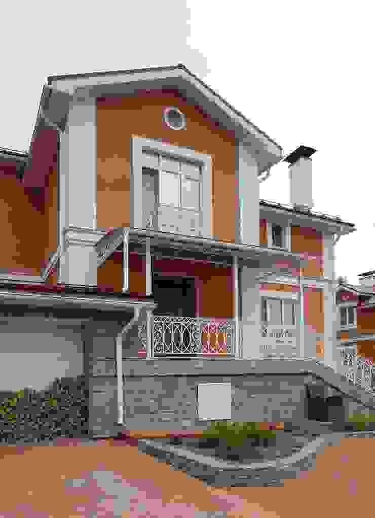 Загородный дом 360м2 Дома в классическом стиле от Tatiana Ivanova Design Классический