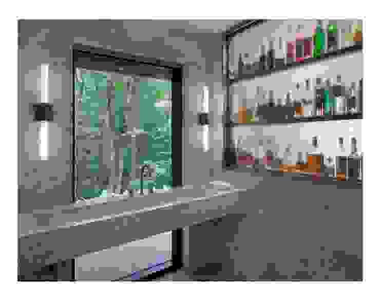 New Canaan Residence Specht Architects Salle de bain moderne