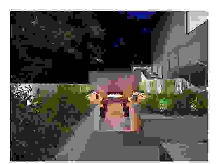 New Canaan Residence Specht Architects Balcon, Veranda & Terrasse modernes