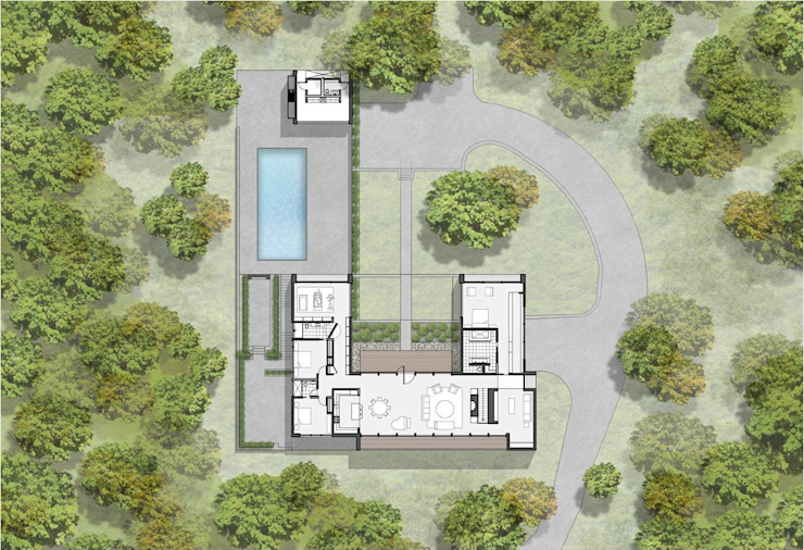 New Canaan Residence Specht Architects