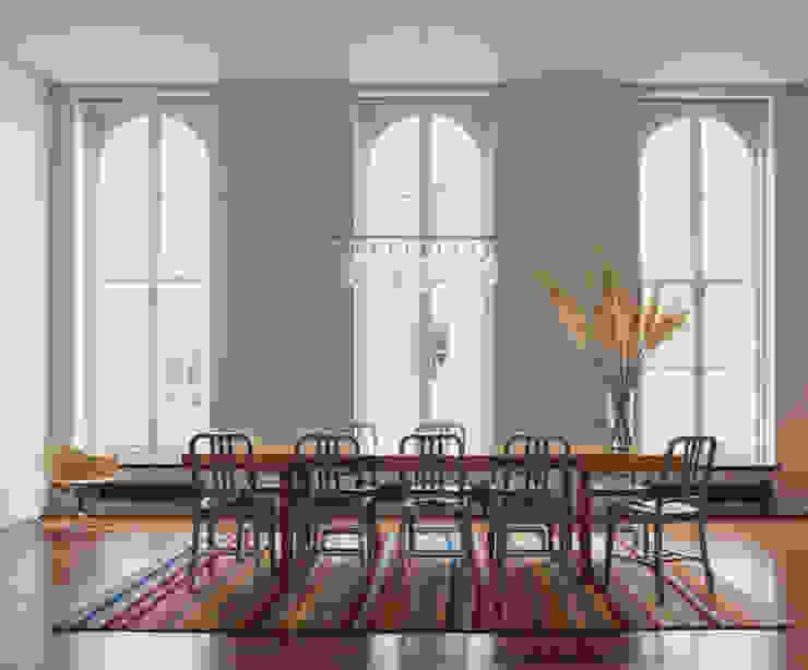 Meltzer Ames Loft Specht Architects Comedores de estilo moderno