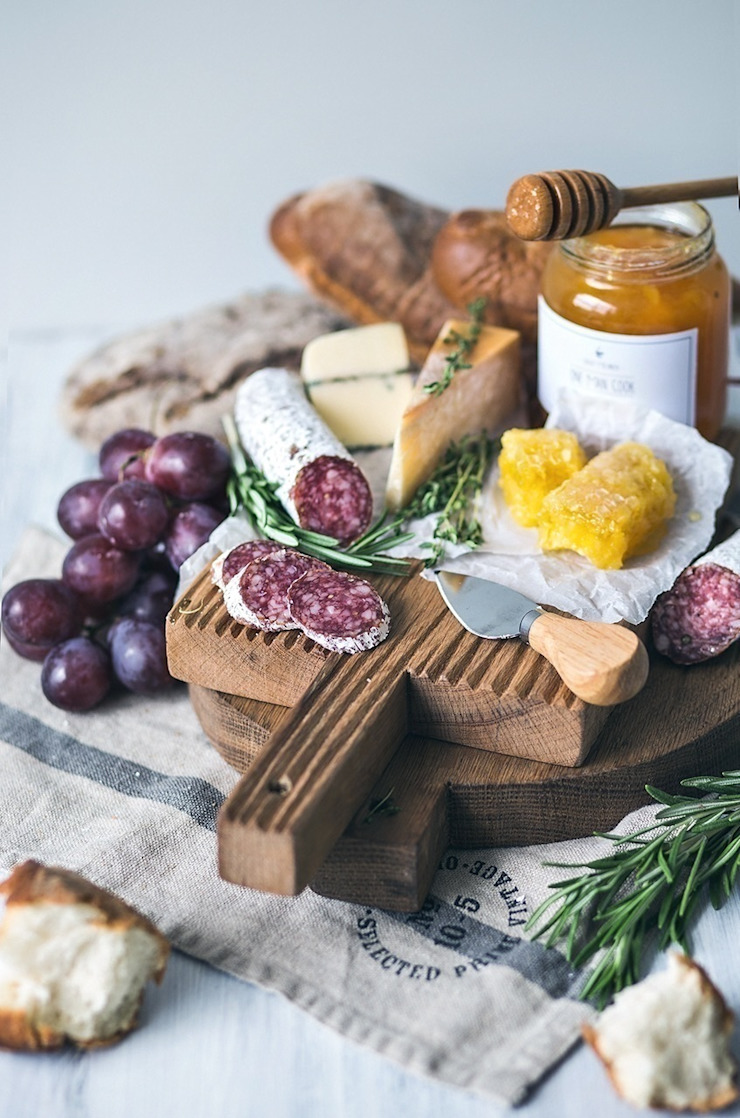 Доски и посуда от FUGA Рустикальный