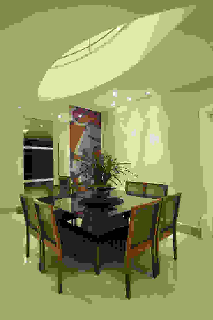 Arquiteto Aquiles Nícolas Kílaris Modern dining room