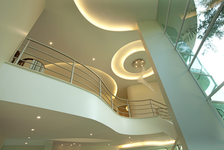 Arquiteto Aquiles Nícolas Kílaris Living roomLighting