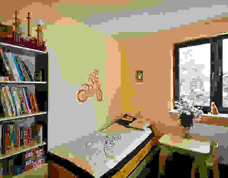 Mieszkanie na Tarchominie Nowoczesny pokój dziecięcy od Ładne Wnętrze Nowoczesny