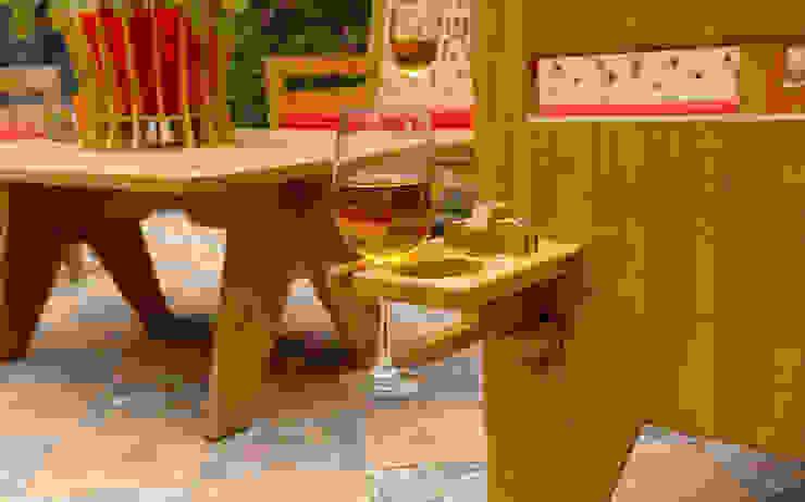 Porta-bebidas de Wedgewood Furniture Moderno