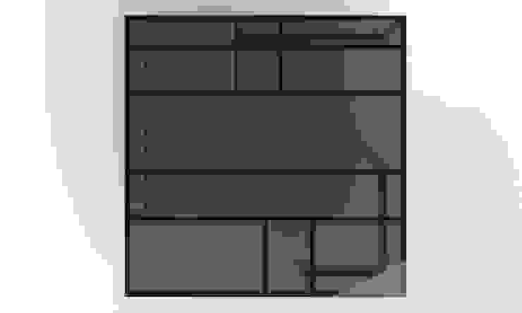 MANHATTAN minimalistyczna ława o intrygującej podstawie od take me HOME Minimalistyczny
