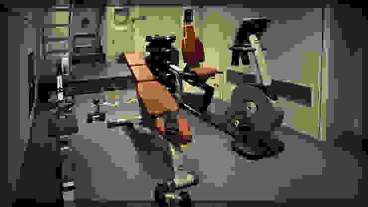 Superyacht Gym - New Zealand โดย Mark Healy Fitness Management โมเดิร์น