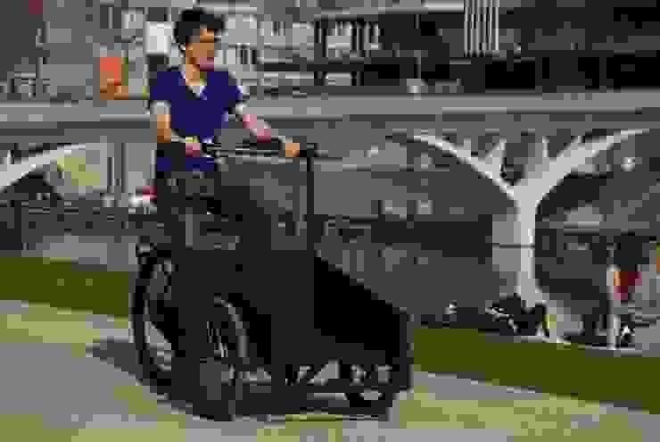Zwart reiziger: modern  door BRINKHAUS fietsen, Modern