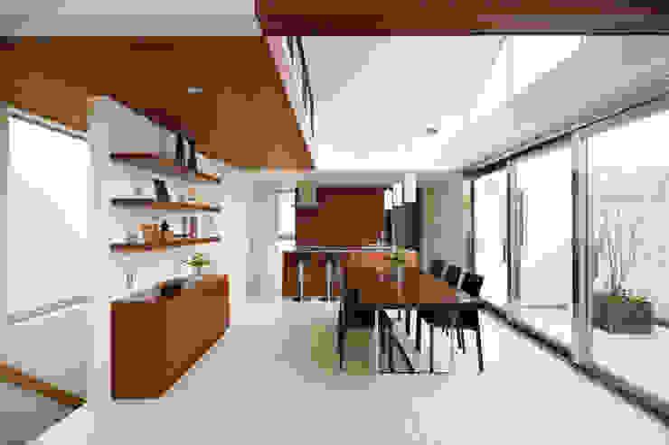 餐廳 by 伊藤一郎建築設計事務所