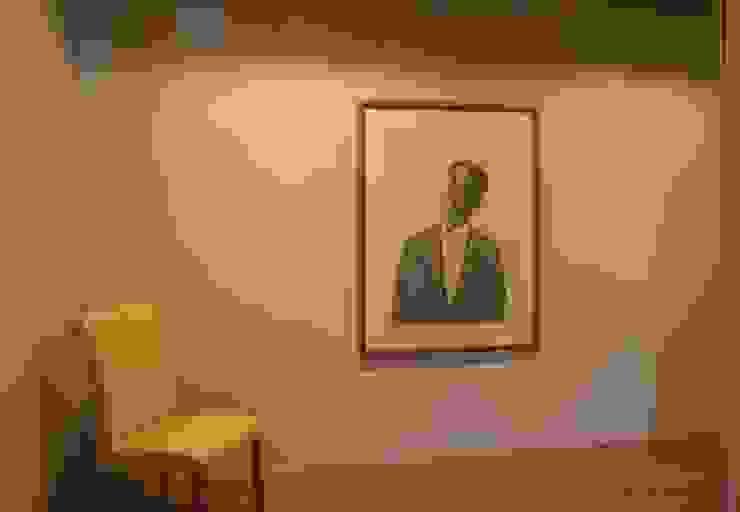 玄関 オリジナルスタイルの 玄関&廊下&階段 の 川田稔設計室一級建築士事務所 オリジナル