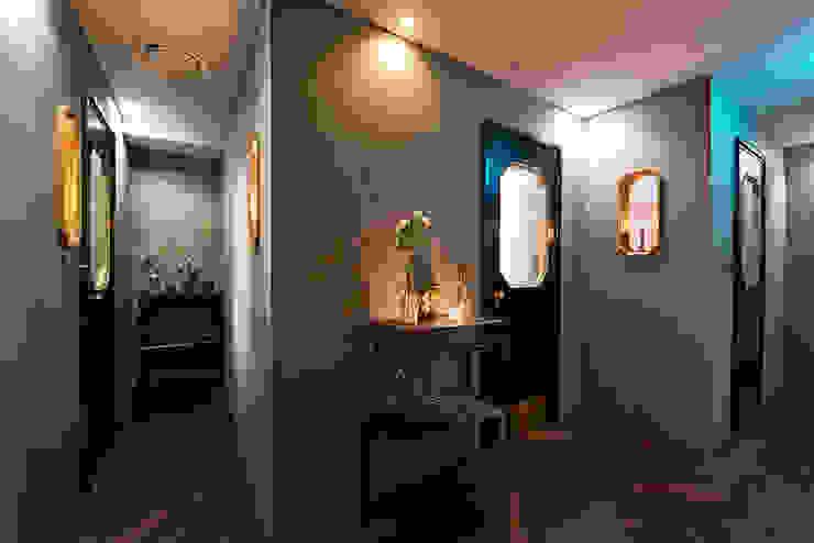 촛불 1978 (candle 1978) 모던스타일 발코니, 베란다 & 테라스 by studio azellier 모던
