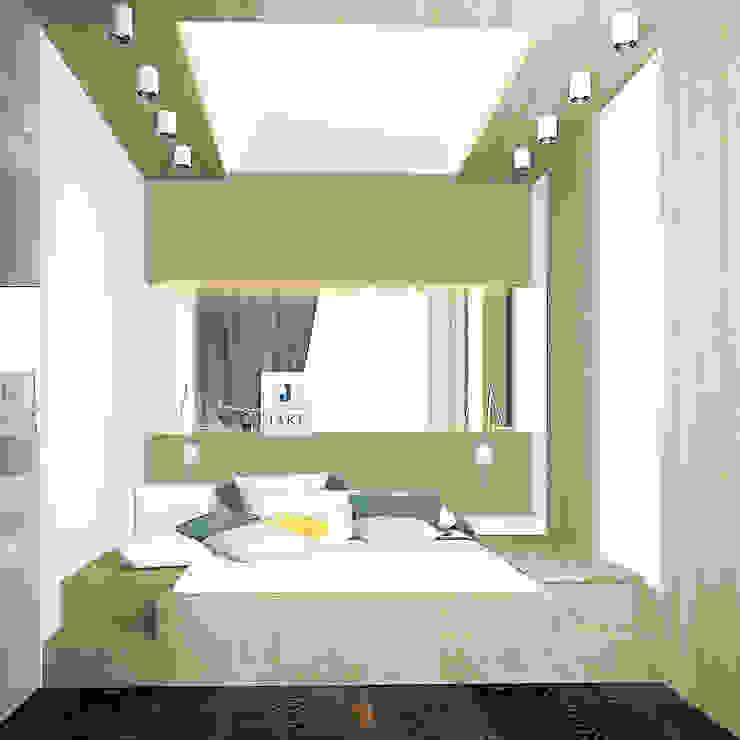 Альбом «Авеню 77-9» Спальня в классическом стиле от ООО 'Студио-ТА' Классический