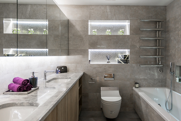 Bathroom In:Style Direct Modern style bathrooms