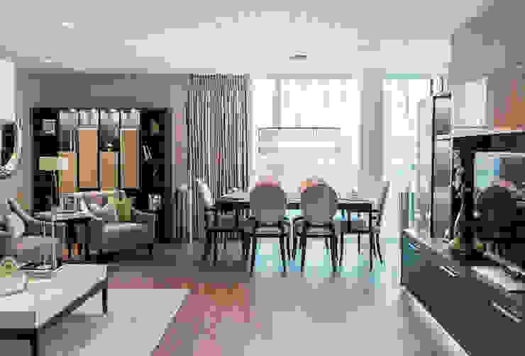 Living / Dining area Moderne Esszimmer von In:Style Direct Modern