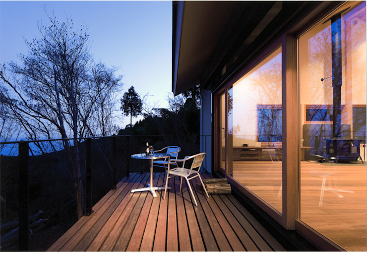 Patios & Decks by homify, Eclectic