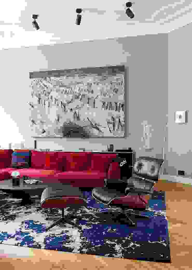 Gisbert Pöppler Architektur Interieur Living roomSofas & armchairs