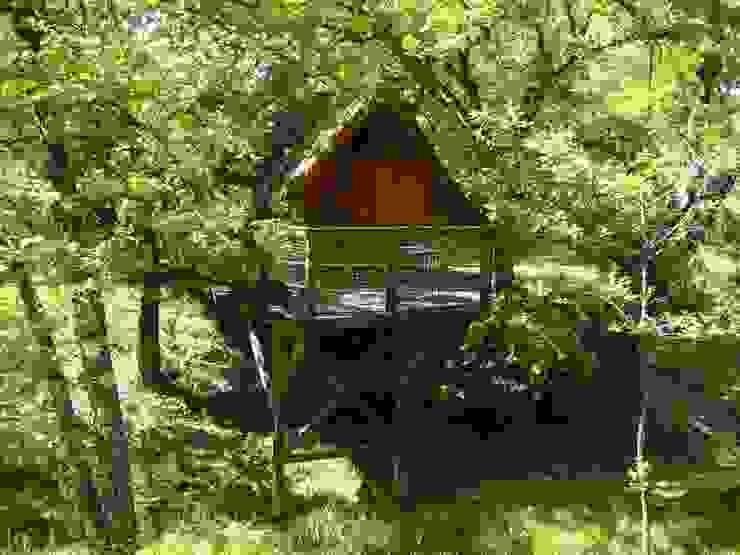 Balcones y terrazas rurales de Les maisons de chante oiseau Rural