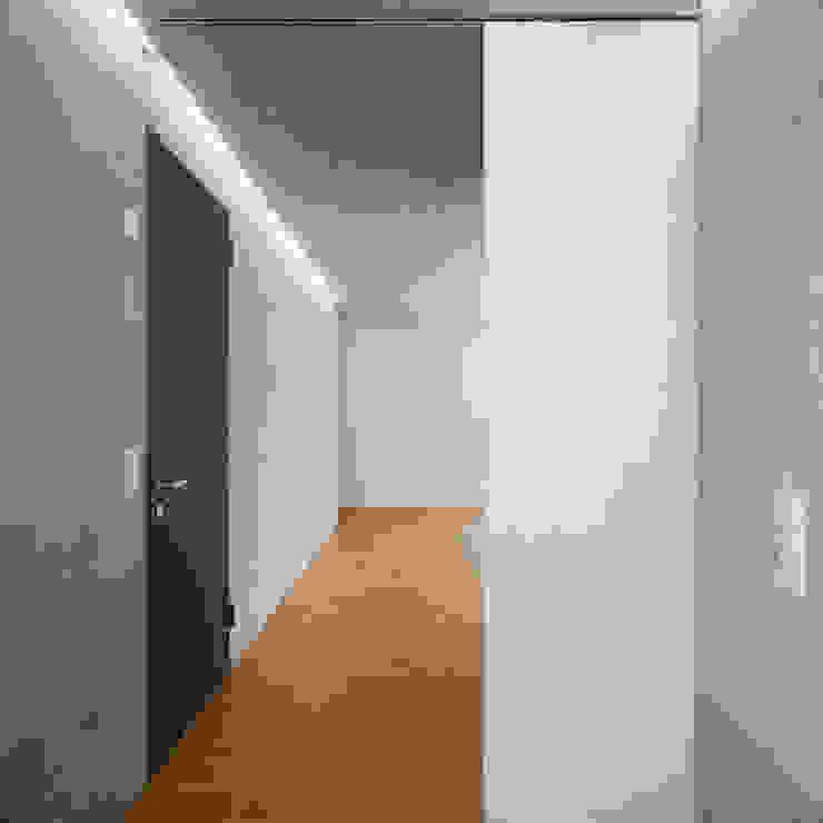 NeubauEinfamilienhaus Brunnadern Moderne Wohnzimmer von Markus Alder Architekten GmbH Modern