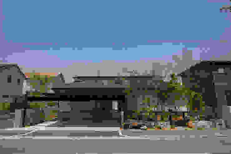 ファサード オリジナルな 庭 の Garden design office萬葉 オリジナル