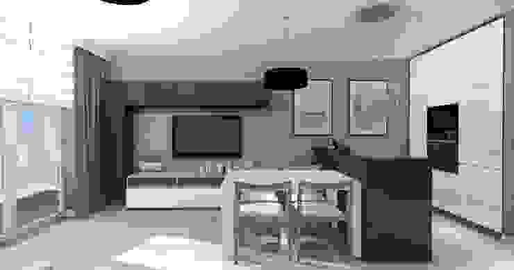 ArtDecoprojekt Living roomTV stands & cabinets