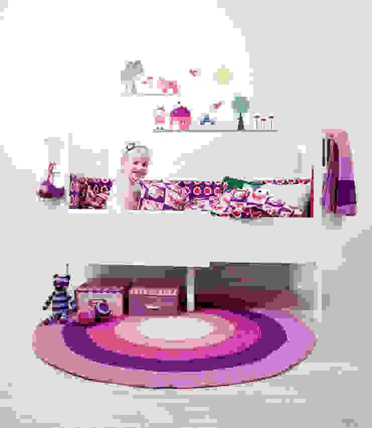 Kinderkamer van Sebra met Kili meegroeibed van De Kleine Generatie Scandinavisch