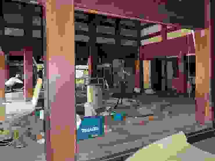 既存内観 の 杉江直樹設計室