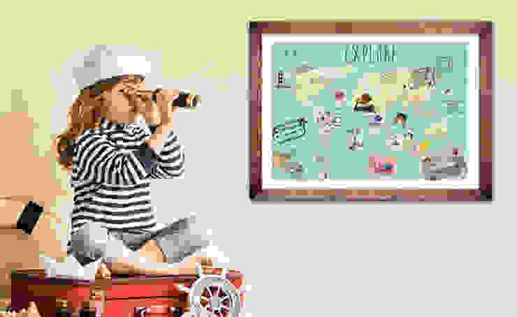 Posterlounge Stanza dei bambiniAccessori & Decorazioni