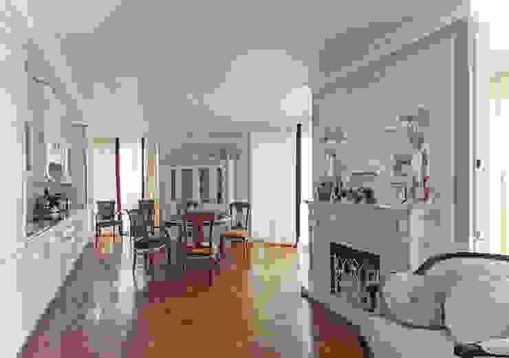 Дизайн 4-комнатной квартиры в ЖК «Дом на Давыдковской» Кухня в классическом стиле от Дизайн студия Ольги Кондратовой Классический