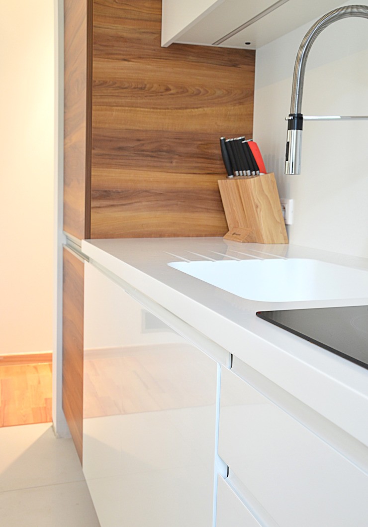 ArtDecoprojekt KitchenSinks & taps