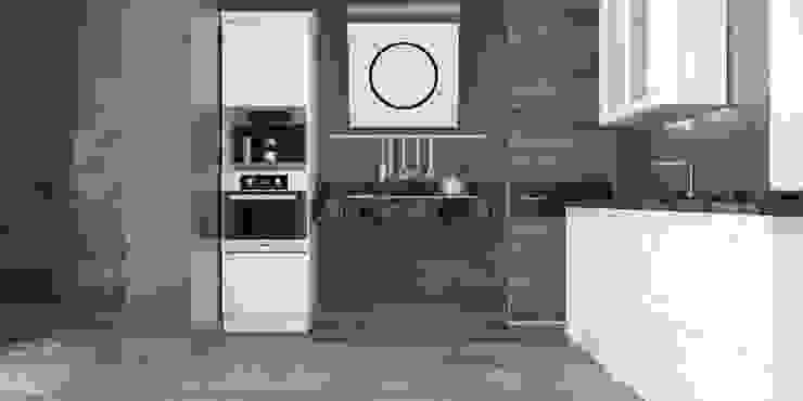 Кухня SCAVOLINI Кухни в эклектичном стиле от Smirnova Luba Эклектичный