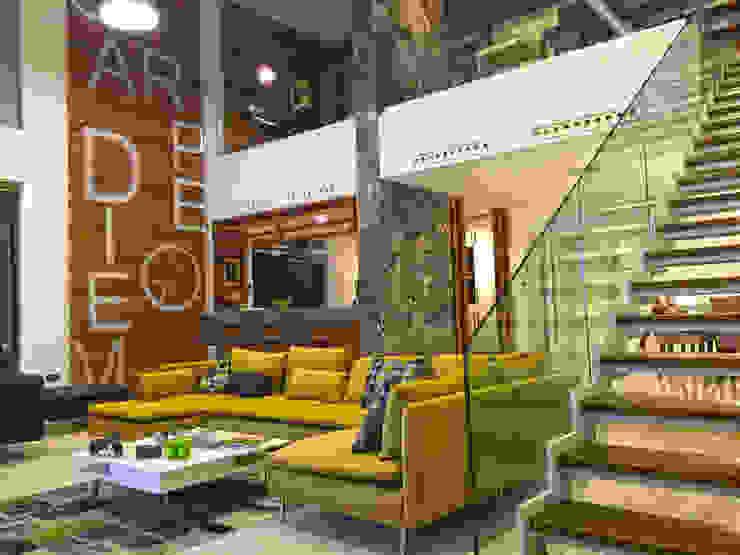 Yapı Fotografları-İç Modern Oturma Odası Ayzen Dizayn Mimarlık Modern
