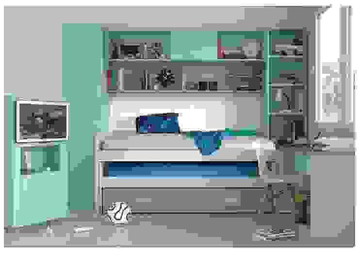 Dormitorios Juveniles de Muebles Arepesa Moderno
