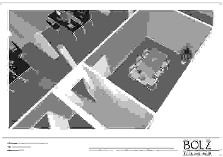 Visualisierung Büro, Besprechungsraum von Bolz Licht und Wohnen · 1946