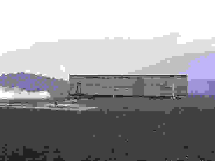 modular_01 Minimalist house by VALENTIROV&PARTNERS Minimalist