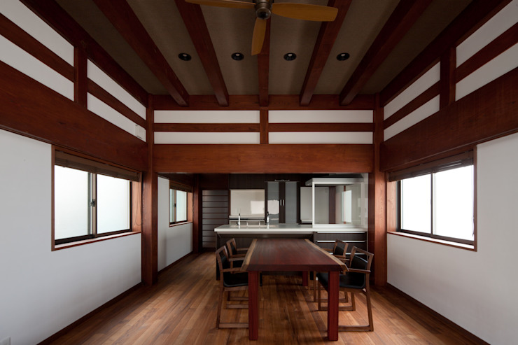 食堂 台所 の 杉江直樹設計室
