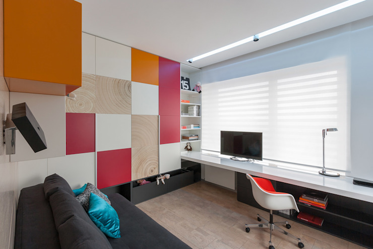 apartment V-21 by VALENTIROV&PARTNERS Minimalist