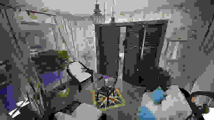 Коттедж в «Гайдпарк» Зимний сад в классическом стиле от дизайн-бюро ARTTUNDRA Классический