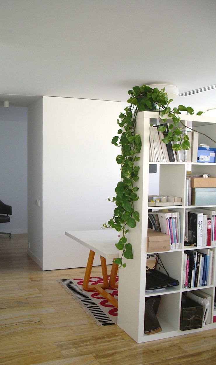 mae arquitectura Modern study/office