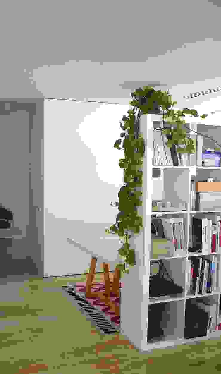 mae arquitectura ห้องทำงาน/อ่านหนังสือ