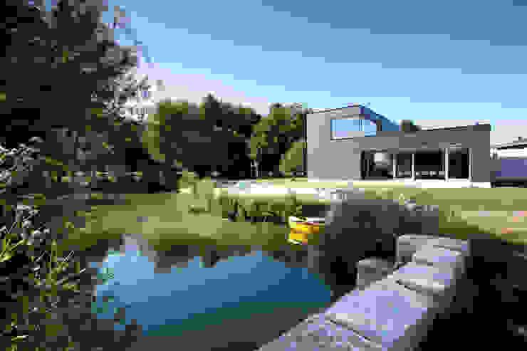 Aussenansicht Moderne Veranstaltungsorte von design.s Richard Stanzel e. K. Modern