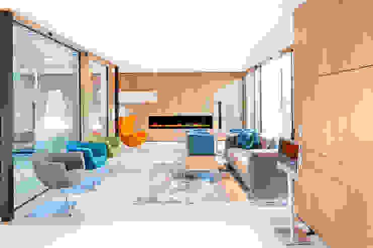 Ort der Kommunikation Moderne Veranstaltungsorte von design.s Richard Stanzel e. K. Modern