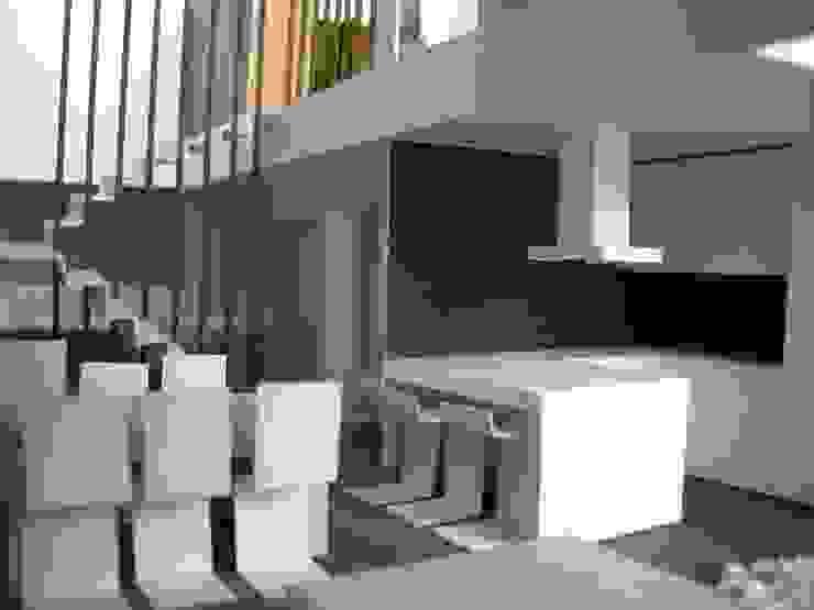mae arquitectura 現代廚房設計點子、靈感&圖片