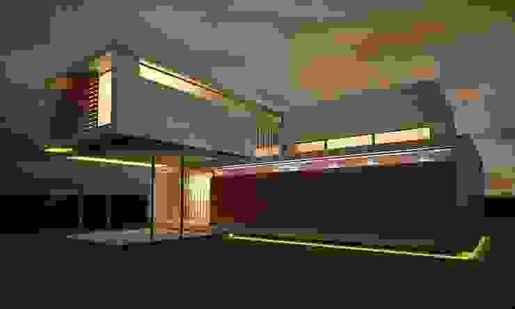 METODO33 Casas estilo moderno: ideas, arquitectura e imágenes