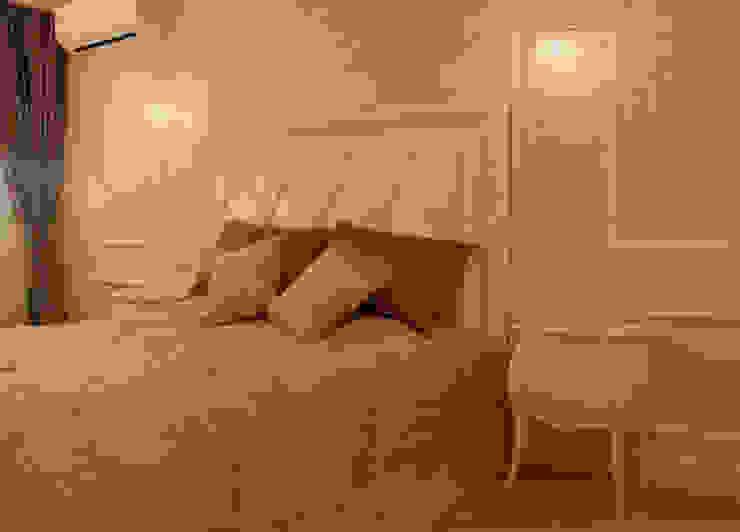 Фото интерьера спальни в квартире Спальня в классическом стиле от Дизайн студия Ольги Кондратовой Классический