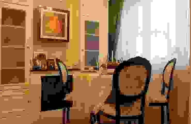 Фото интерьера столовой в квартире Столовая комната в классическом стиле от Дизайн студия Ольги Кондратовой Классический