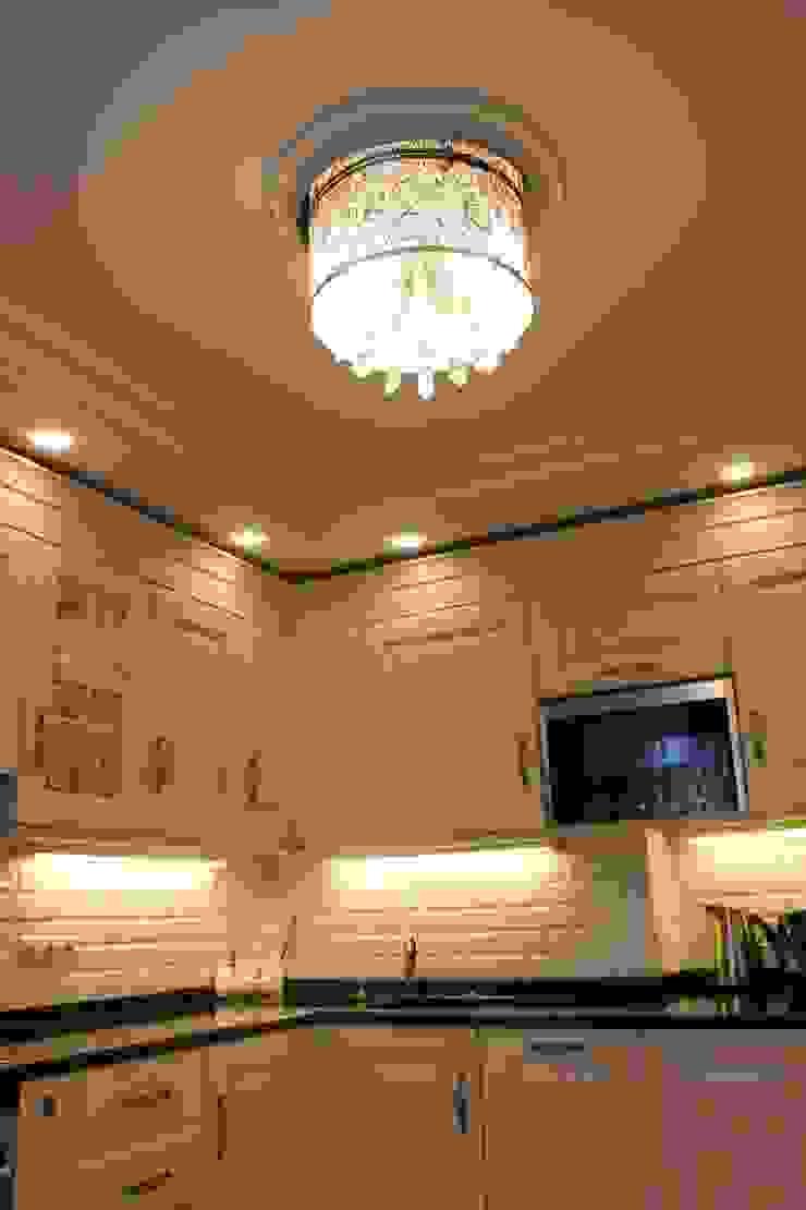 Фото интерьера кухни в квартире Кухня в классическом стиле от Дизайн студия Ольги Кондратовой Классический